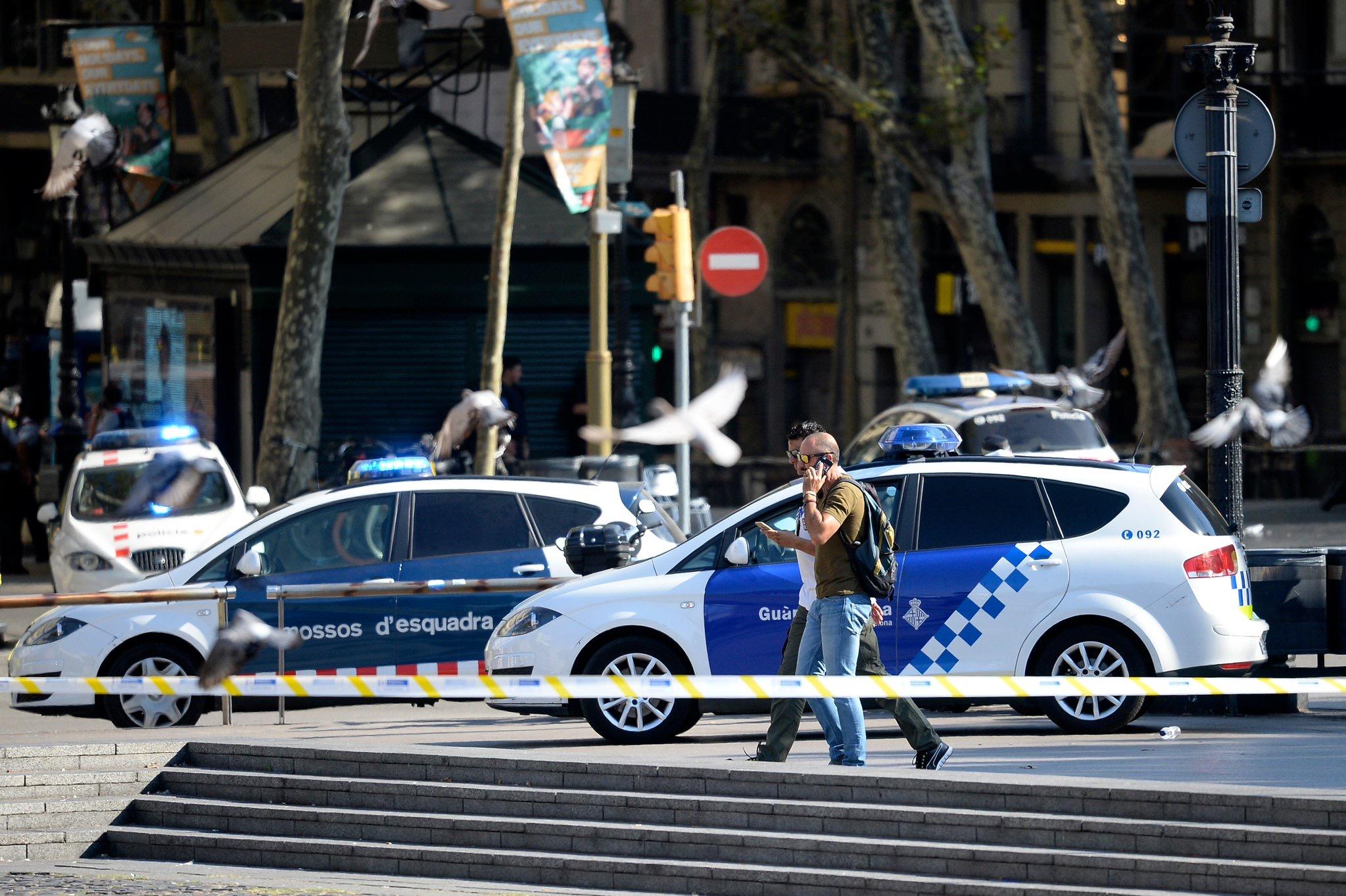 Attaque à Barcelone : La police n'est plus sûre de la piste terroriste