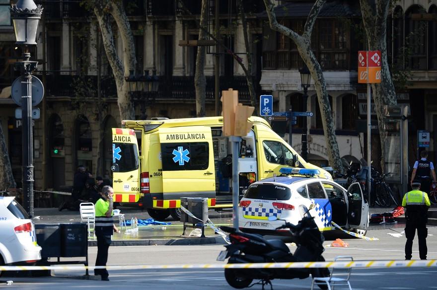 Attaque à Barcelone : Le ministre de l'Intérieur de la Catalogne confirme les 13 morts