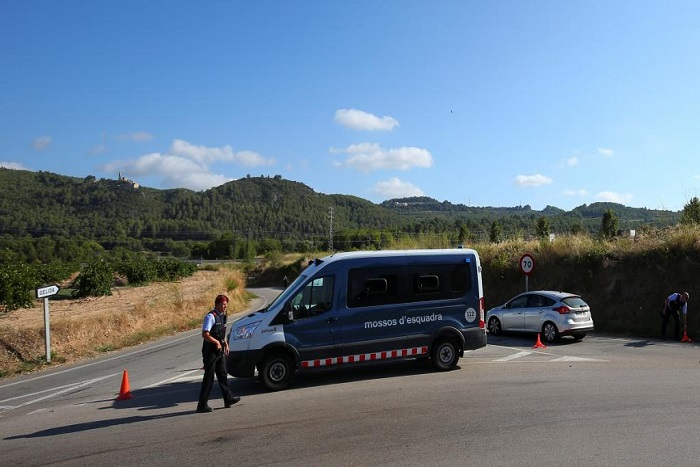 Espagne: le dernier suspect des attentats de Catalogne a été abattu