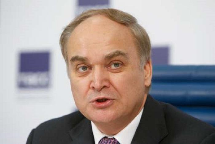 Moscou nomme un ambassadeur « de combat » aux Etats-Unis