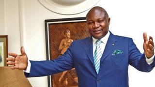 Gabon : l'opposant Maganga Moussavou, vice-président