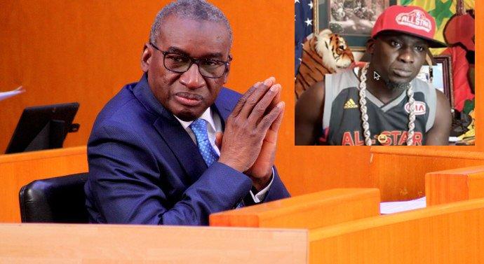 Cette faille dans la sortie de Me Sidiki Kaba qui peut sauver Assane Diouf de la déportation
