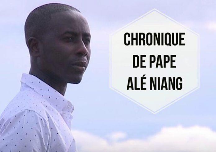Pape Alé Niang annonce la suspension de sa chronique du mercredi