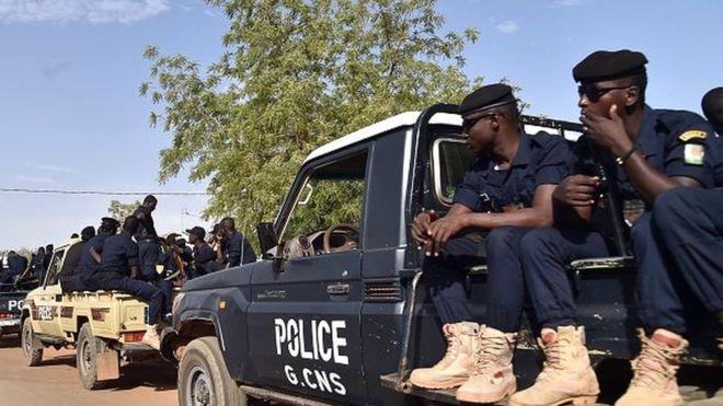 Niger: trois policiers écopent d'un an ferme
