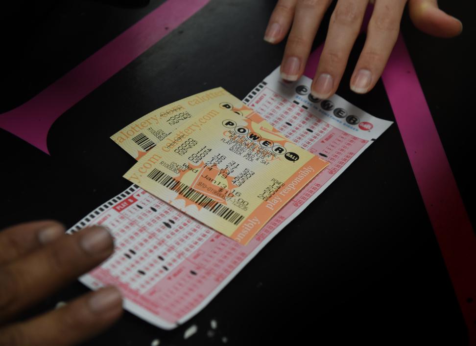 Mégajackpot: un Américain remporte 750 millions de dollars à la loterie