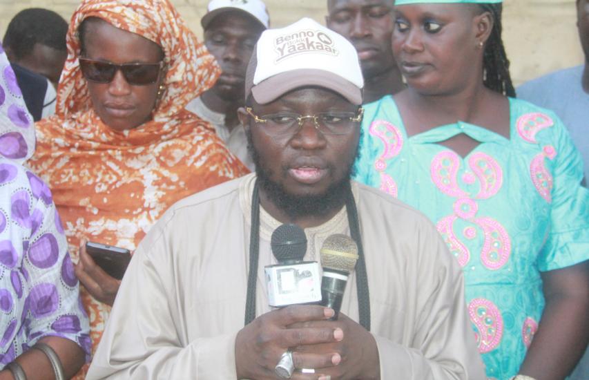 """Abdou Lahat Seck Sadaga révèle : """"Des ministres et Dg nommés par le président ont armé l'opposition a Touba"""""""