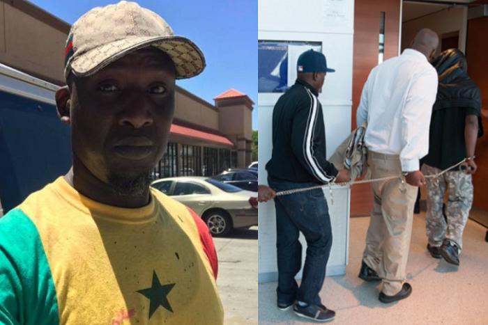 Assane Diouf débarque à Dakar !