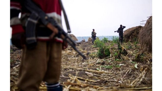 RDC : offensive contre les Mai-Mai