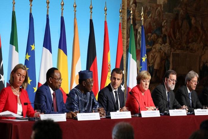 Europe-Afrique: Macron présente un plan d'action pour les migrants