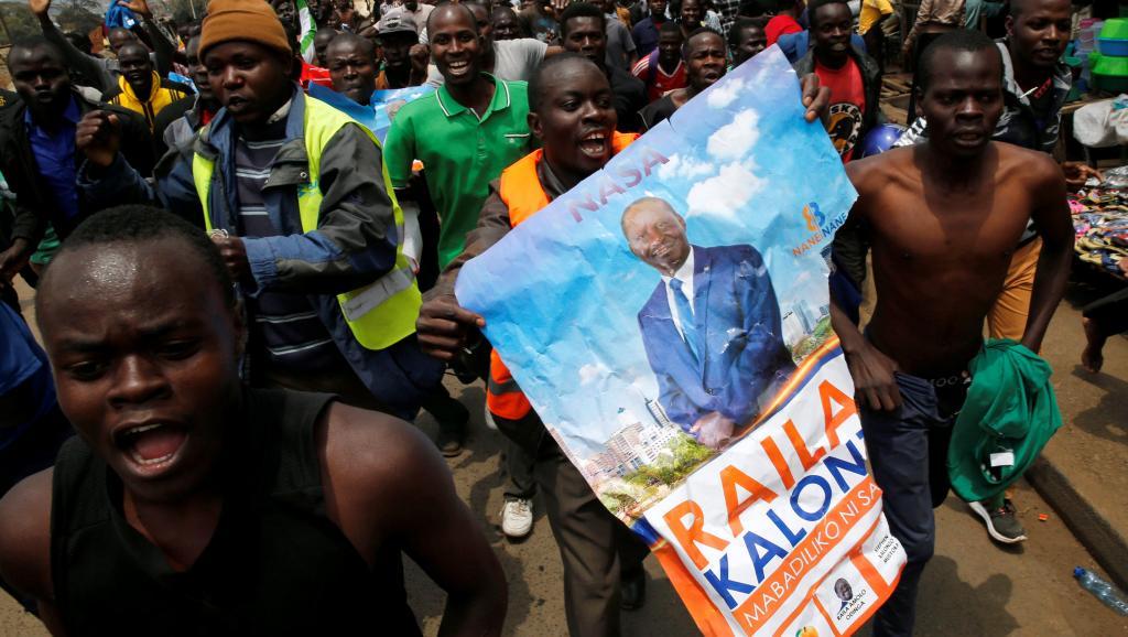 Le Kenya repart en campagne après l'invalidation de l'élection présidentielle