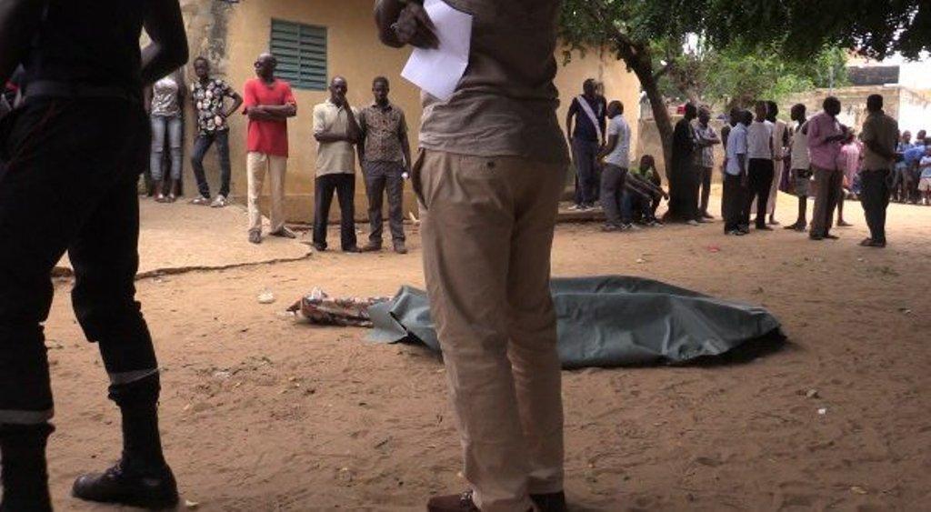 Guinaw rail sud: Un jeune tailleur de 20 ans tué à coups de ciseau