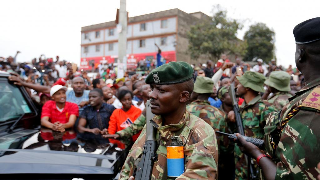 Présidentielle kényane annulée: Uhuru Kenyatta stigmatise la Cour suprême