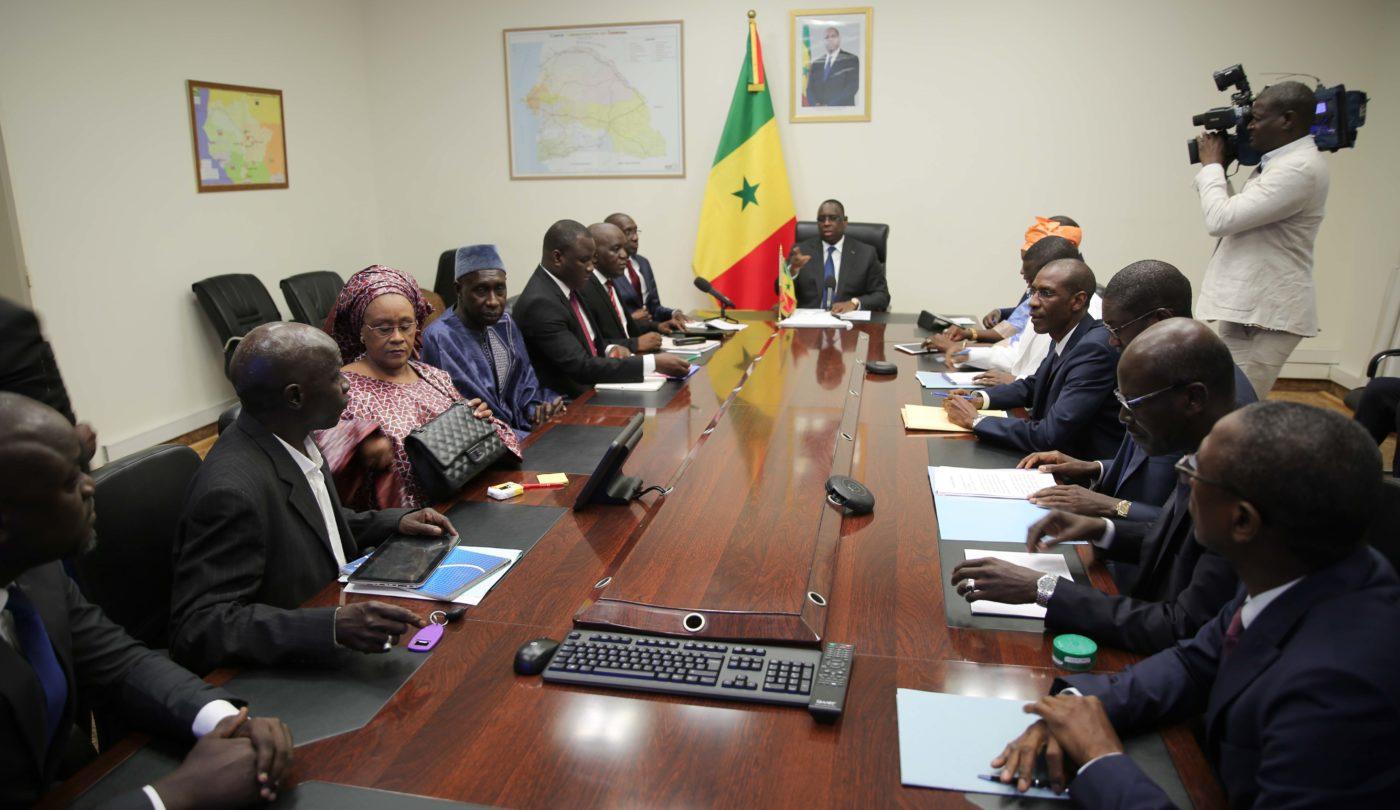 Appel au dialogue de Macky : Cheikh Gueye de Manko Taxawu Senegaal émet des réserves