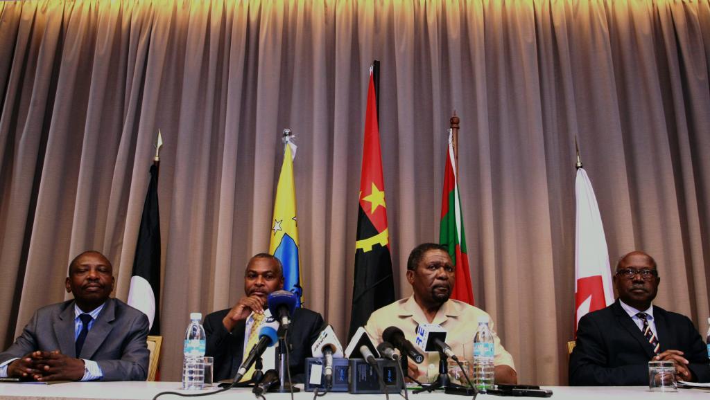 Angola: l'opposition maintient la pression