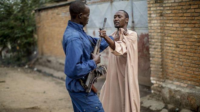 Burundi : des soldats de l'armée épinglés