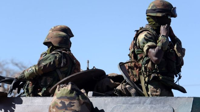 Gambie : un autre militaire arrêté