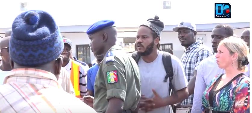 Expulsion de Kémi Séba: Thiat a été relâché