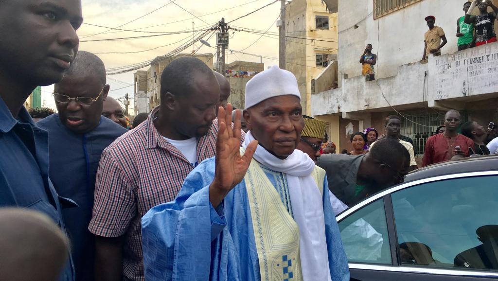 Visite d'Abdoulaye Wade au domicile du maire de Dakar : le Pape du « Sopi » prend Khalifa Sall sous son aile