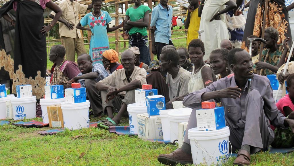 Soudan du Sud: l'impossible travail des humanitaires