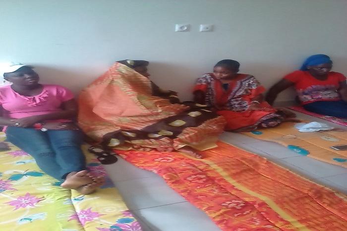 Grève de la faim pour la libération de Khalifa Sall: les femmes socialistes de Dakar rejoignent les jeunes