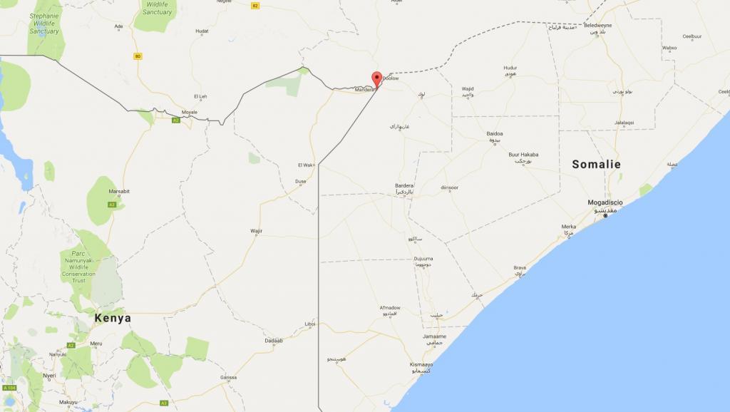 Somalie: violents combats entre l'armée et les shebabs à la frontière kényane