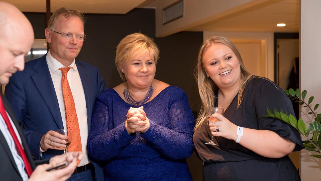 Victoire étriquée de la droite aux élections législatives en Norvège
