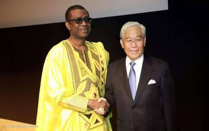 Youssou Ndour remporte le Nobel des Arts 2017