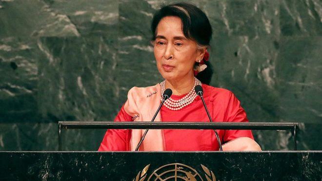 Rohingyas : Aung San Suu Kyi annule un déplacement à l'ONU
