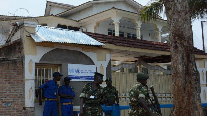 Burundi : le haut-commissariat aux droits de l'homme attaqué