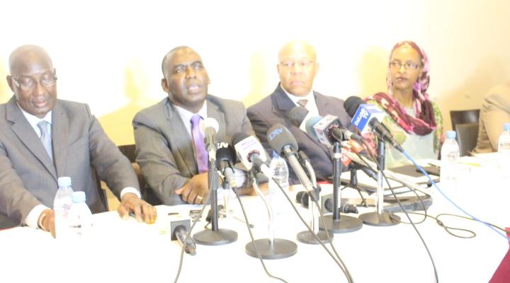 Biram Dah Abeid : « En Mauritanie, 20% de noirs sont assujettis à un système d'esclavage ancestral »