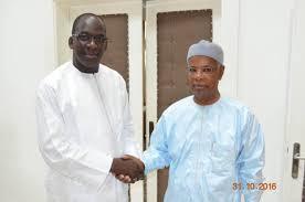 « Le rappel à Dieu de mon grand-frère Monsieur Djibo Leyti KA… », Abdoulaye Diouf Sarr
