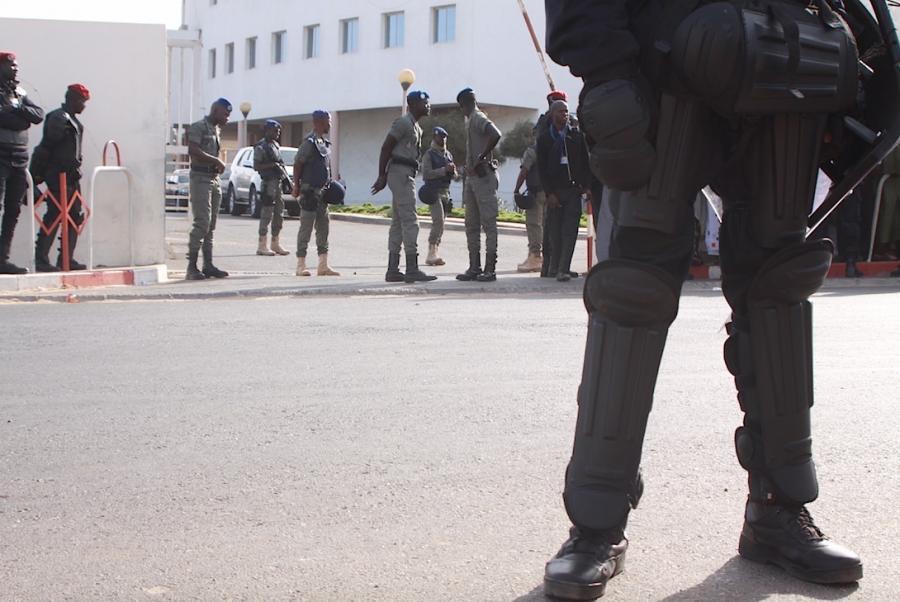 Les cambrioleurs de la bourse des étudiants se sont partagés le butin dans un hôtel de...