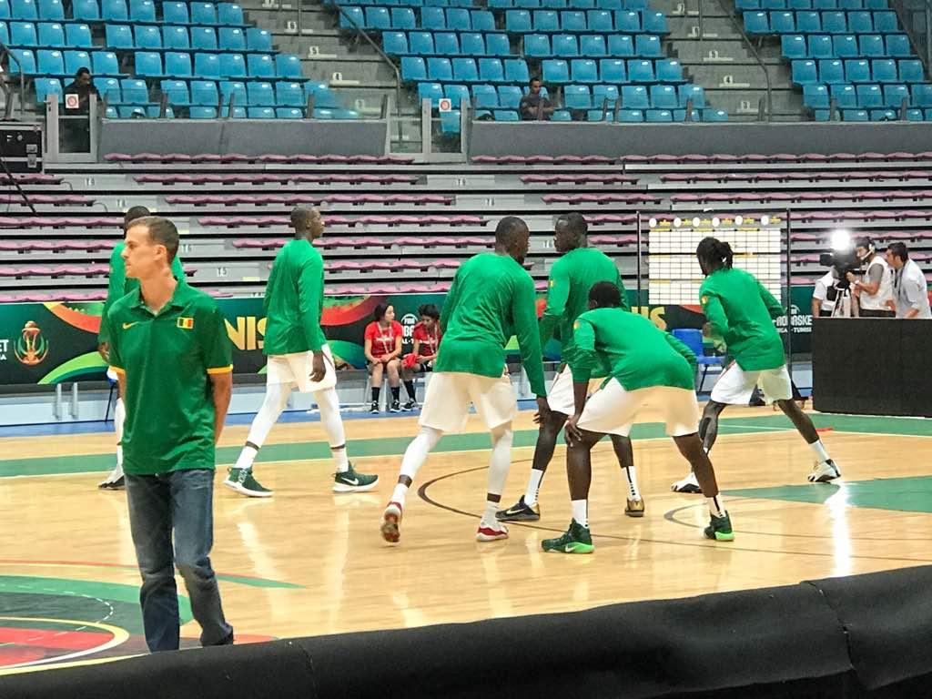 Le Sénégal s'impose (73-62) face au Maroc et remporte le bronze