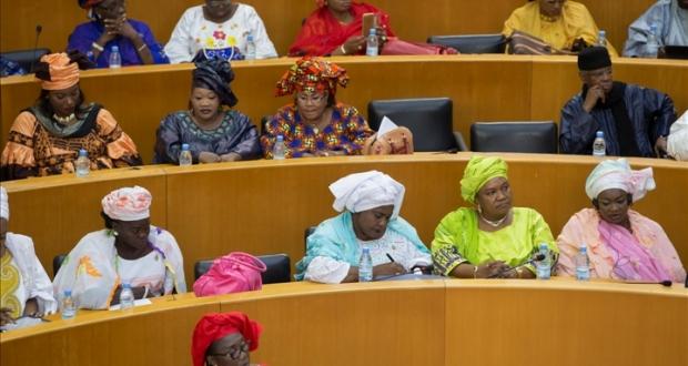 Non respect de la parite vers une invalidation du bureau - Bureau de l assemblee nationale ...