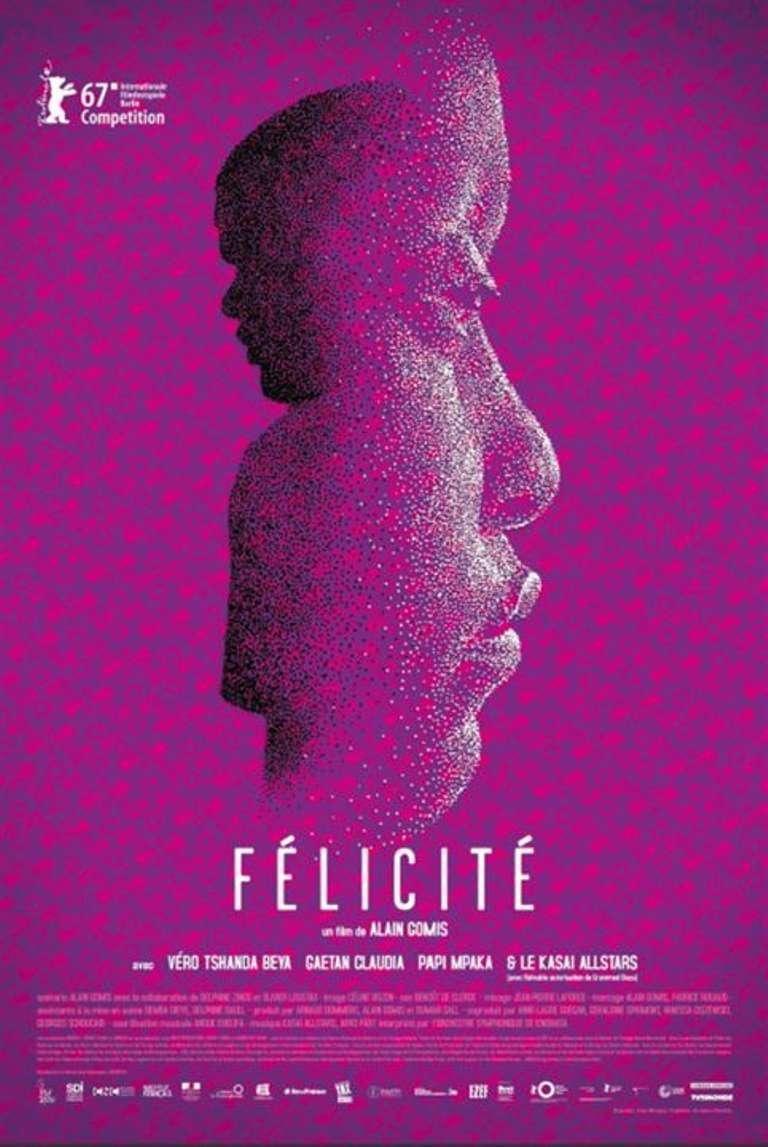 """""""Félicité"""" d'Alain Gomis primé au Festival du Cinéma Africain de Khouribga (Maroc)"""