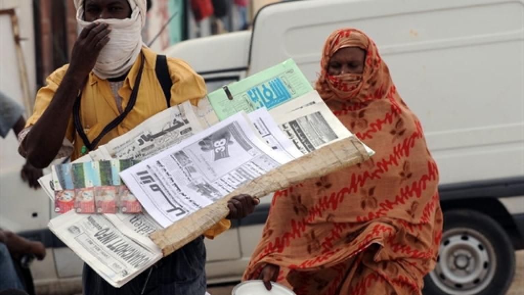 Pressions sur des journalistes en Mauritanie: la profession se mobilise