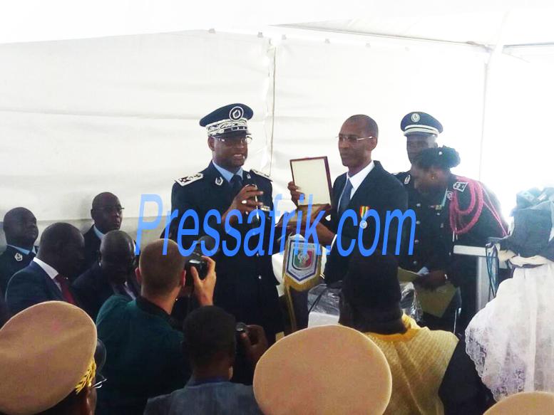 Abdoulaye Daouda Diallo dresse son bilan après 4 années de service