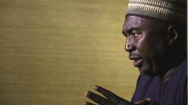 L'homme qui a libéré les filles de Chibok récompensé