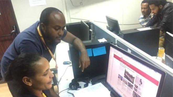 La BBC lance trois nouveaux services pour l'Ethiopie et l'Erythrée