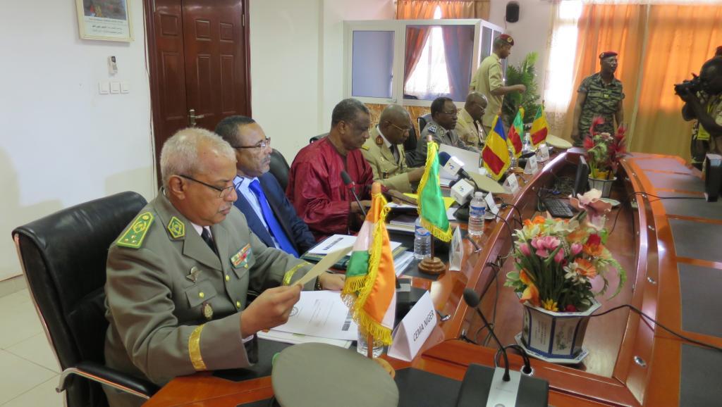 Les pays du G5 Sahel à la recherche de financements à New York