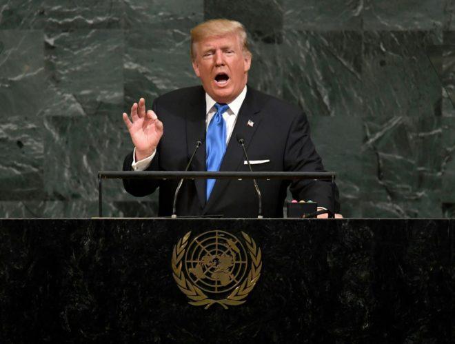 Assemblée générale ONU : Trump menace en direct de détruire la Corée du Nord
