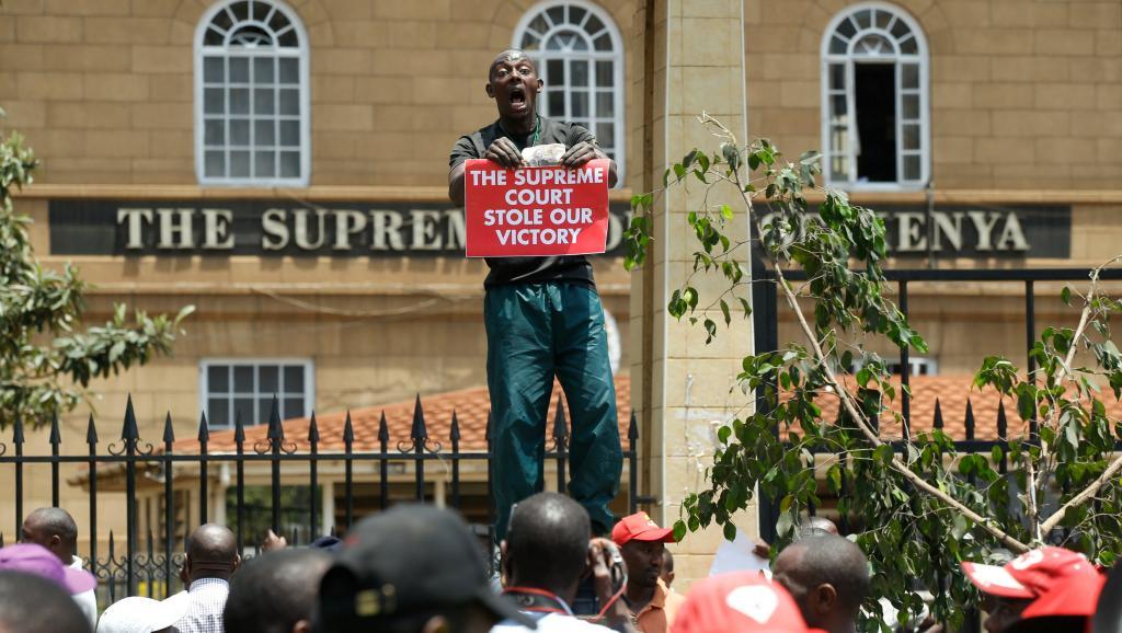 Kenya: la tension monte avant la lecture du verdict complet de la Cour suprême