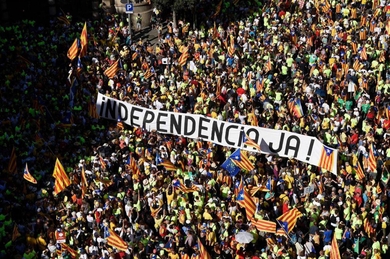 Autodétermination de la Catalogne: rien ne va plus entre Madrid et Barcelone