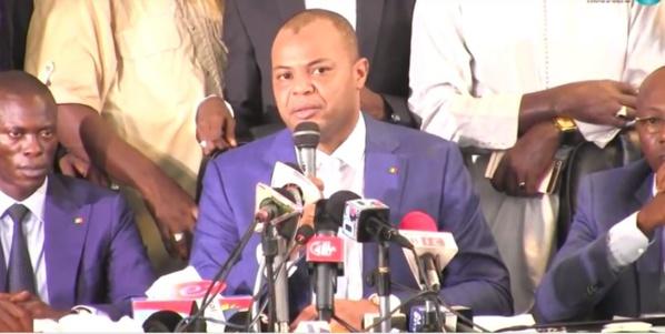 Mame Mbaye Niang à ses successeurs : « Vous avez la responsabilité de … »