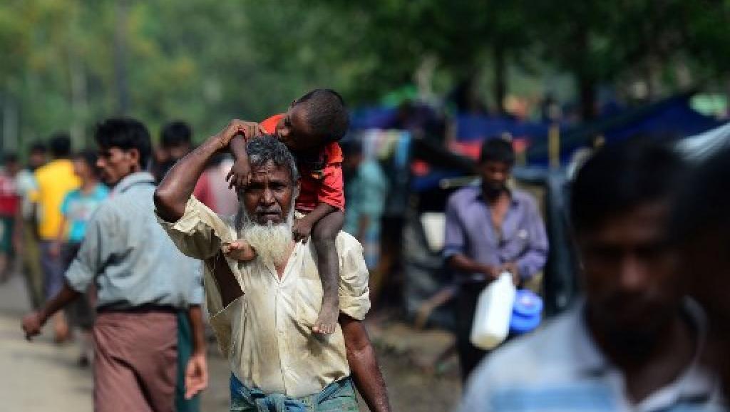  Rohingyas: le Royaume-Uni suspend son assistance militaire à la Birmanie