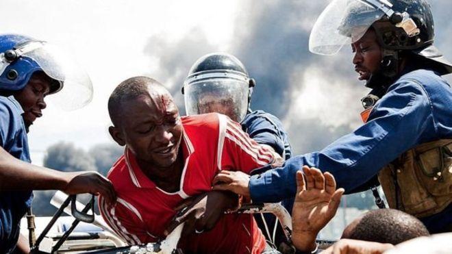 """ """"Crimes contre l'humanité au Burundi en 2015"""", selon l'Onu"""