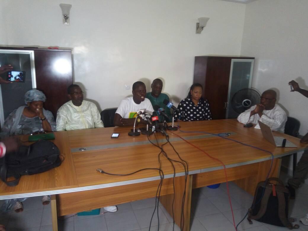 Jeudi de vérité pour Khalifa Sall: Manko Taxawu Senegaal avertit
