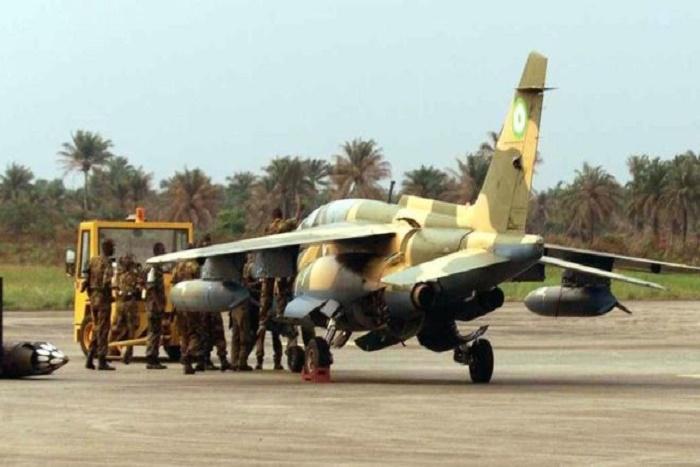 Nigeria : plusieurs avions de combats déployés