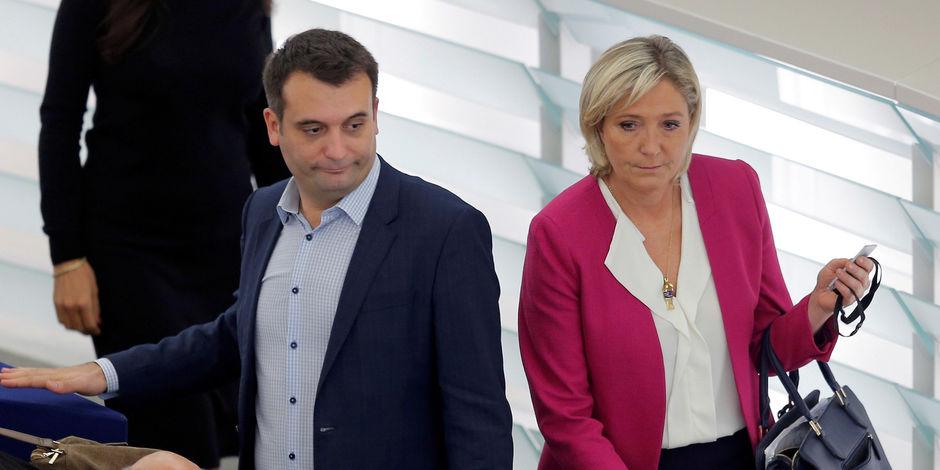 France : Floriant Phillipot claque la porte du FN