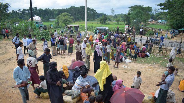 Réfugiés Rohingya: Médecins Sans Frontières tire la sonnette d'alarme